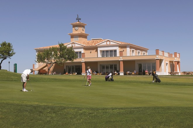 Boavista Golf & Spa Resort - Faro - Portugal - Clubs to hire