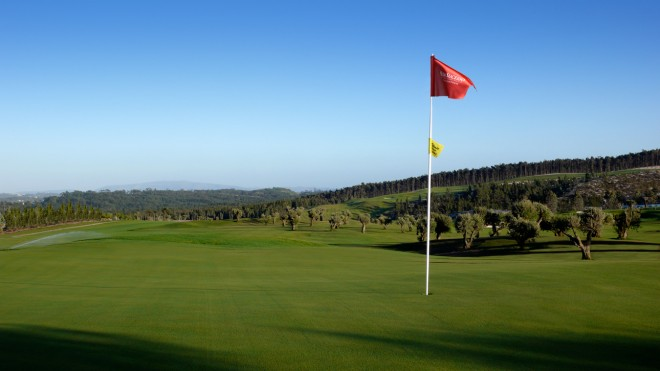 Bom Sucesso Golf Course - Lisbonne - Portugal - Location de clubs de golf