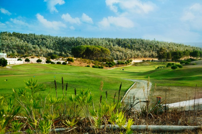 Bom Sucesso Golf Course - Lissabon - Portugal - Golfschlägerverleih