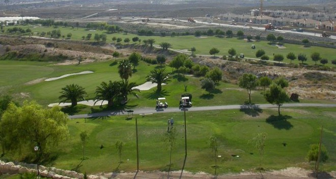 Bonalba Golf Resort - Alicante - Espagne - Location de clubs de golf