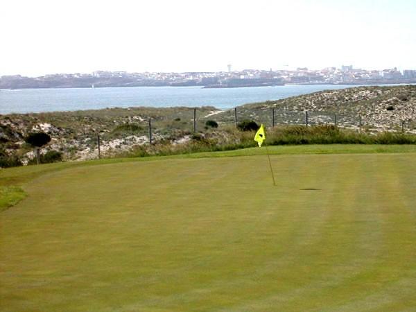 Botado Atlantico Golf - Lisbona - Portogallo - Mazze da golf da noleggiare