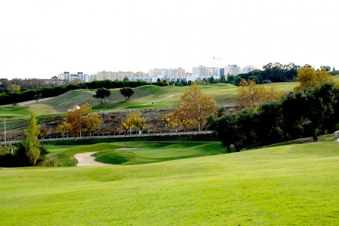 Paço do Lumiar Golf Course - Lissabon - Portugal