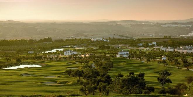 Costa Ballena Ocean Golf Club - Málaga - Spanien