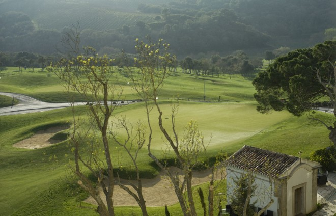 Campo Real Golf Resort - Lisbon - Portugal - Clubs to hire