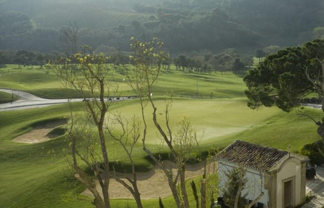 Campo Real Golf Resort - Lissabon - Portugal - Golfschlägerverleih
