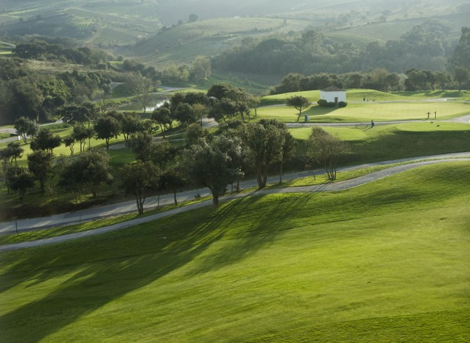 Golfschlägerverleih - Campo Real Golf Resort - Lissabon - Portugal
