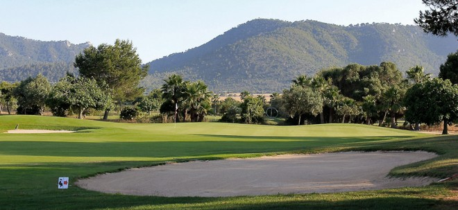 Canyamel Golf - Palma de Mallorca - España - Alquiler de palos de golf