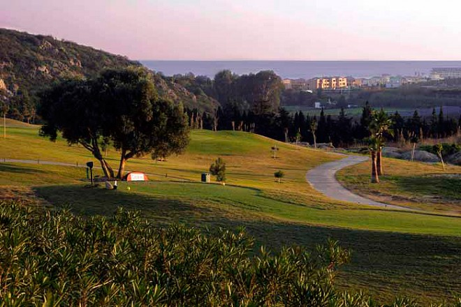 Clubs to hire - Casares Costa Golf - Malaga - Spain