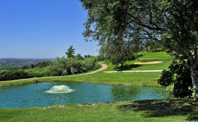 Benamor Golf Course - Faro - Portogallo