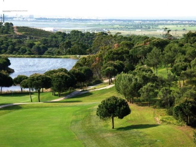 Castro Marim Golf et Country Club - Faro - Portugal - Alquiler de palos de golf