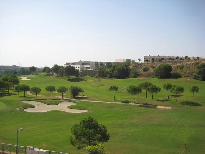 Club de Golf Alenda - Alicante - Espagne - Location de clubs de golf
