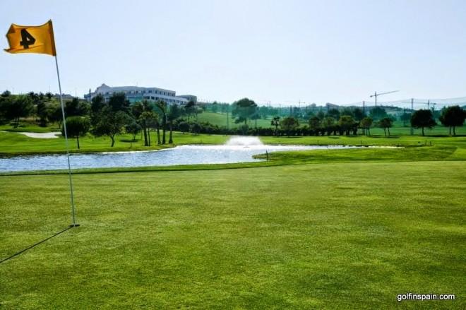 Club de Golf Alenda - Alicante - España - Alquiler de palos de golf