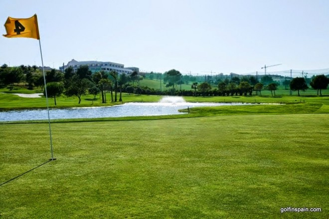Club de Golf Alenda - Alicante - Spain - Clubs to hire