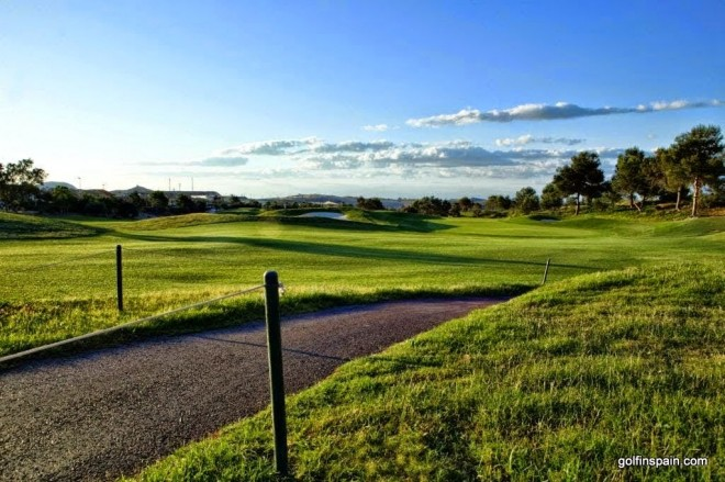 Club de Golf Alenda - Alicante - Spanien - Golfschlägerverleih