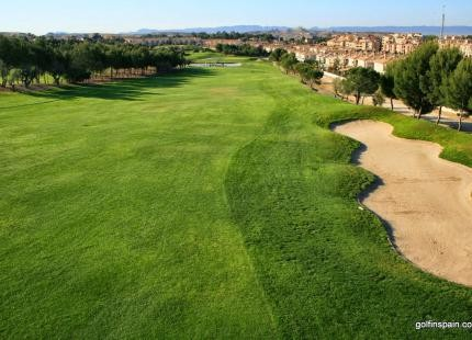 Club de Golf Altorreal - Alicante - Espagne - Location de clubs de golf