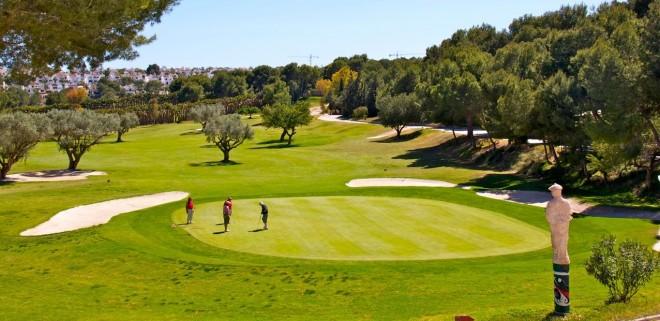 Villamartin Golf - Alicante - Spagna