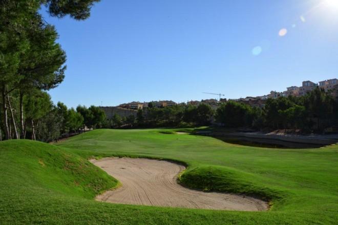 Club de Golf Altorreal - Alicante - Spanien - Golfschlägerverleih