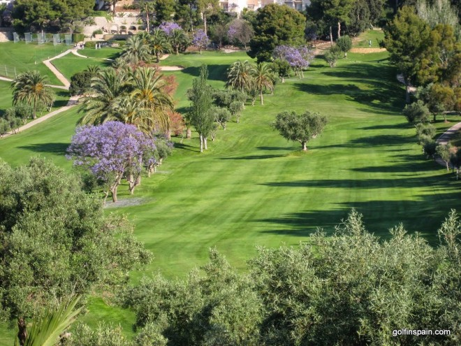 Club de Golf Don Cayo - Alicante - Spagna - Mazze da golf da noleggiare