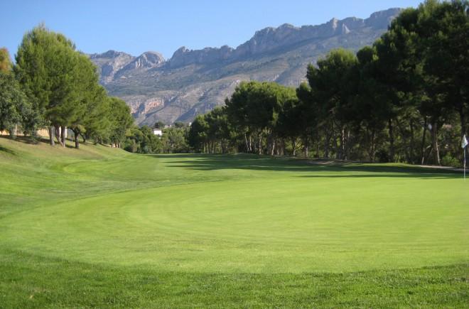 Club de Golf Don Cayo - Alicante - Spain - Clubs to hire
