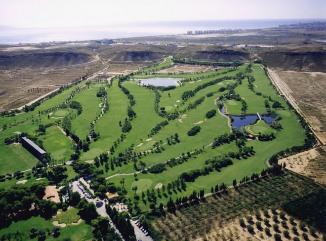 Club de Golf El Plantio - Alicante - Spagna - Mazze da golf da noleggiare