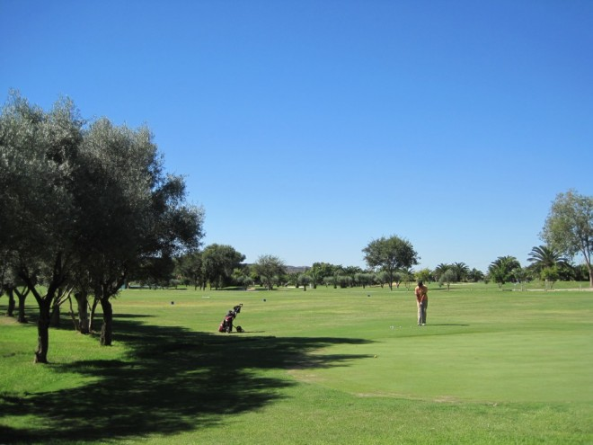 Club de Golf El Plantio - Alicante - Spain - Clubs to hire
