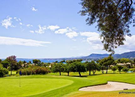 Club de Golf Son Servera - Palma de Majorque - Espagne - Location de clubs de golf