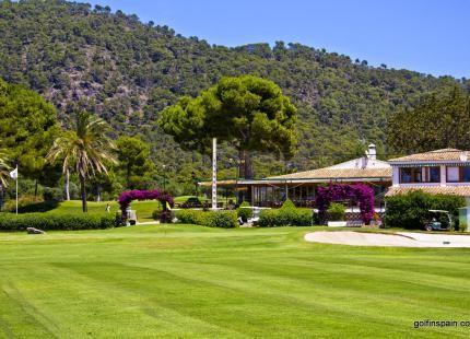 Club de Golf Son Servera - Palma de Mallorca - España - Alquiler de palos de golf