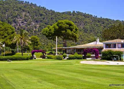 Club de Golf Son Servera - Palma de Mallorca - Spain - Clubs to hire