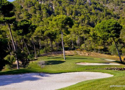 Club de Golf Son Servera - Palma de Mallorca - Spain - Clubs to hire
