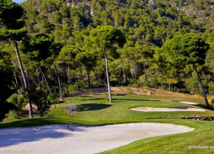 Club de Golf Son Servera - Palma de Mallorca - Spanien - Golfschlägerverleih