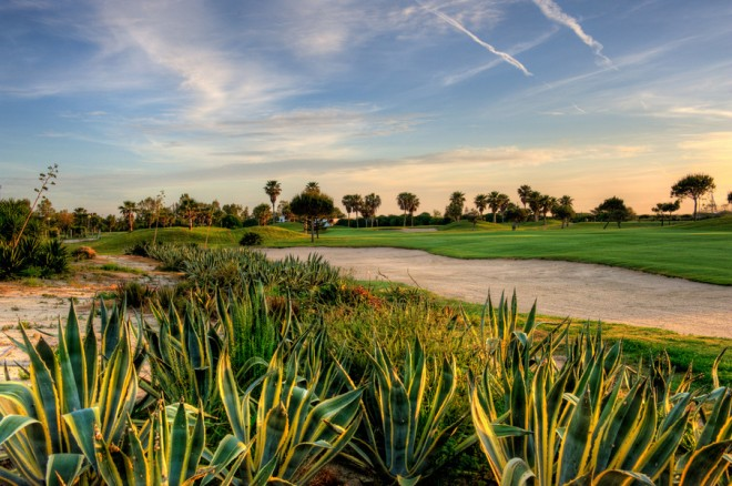 Costa Ballena Ocean Golf Club - Malaga - Spagna - Mazze da golf da noleggiare