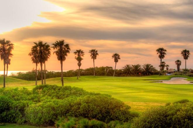 Costa Ballena Ocean Golf Club - Malaga - Spain - Clubs to hire