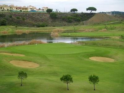 Costa Esuri Golf Club - Málaga - España - Alquiler de palos de golf
