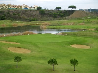 Clubs to hire - Costa Esuri Golf Club - Malaga - Spain