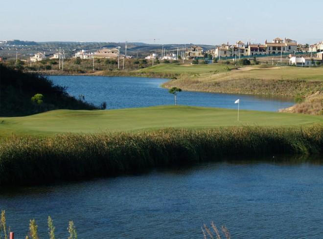 Costa Esuri Golf Club - Málaga - Spanien - Golfschlägerverleih