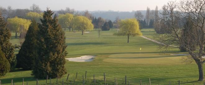 Domaine de Crecy - Parigi - Francia - Mazze da golf da noleggiare