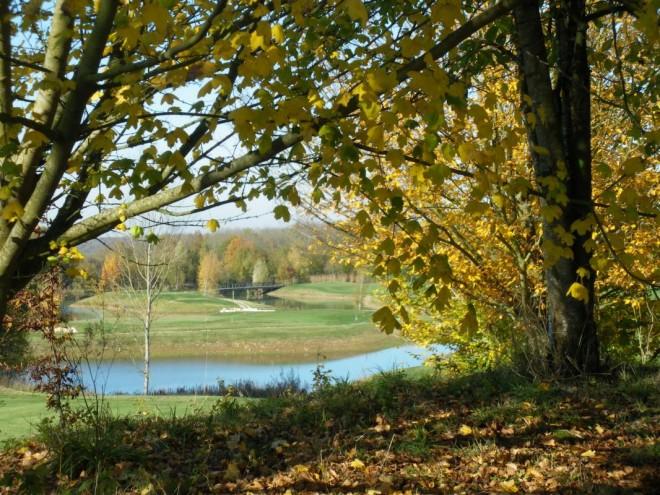 Domaine de Crecy - Paris - Frankreich - Golfschlägerverleih