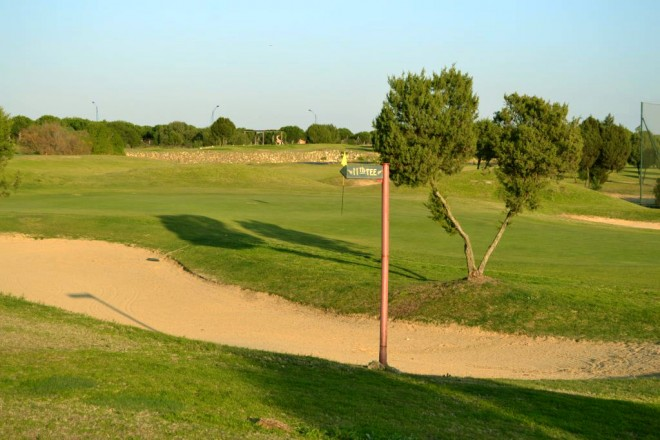 Dunas de Donana Golf Club - Málaga - España - Alquiler de palos de golf