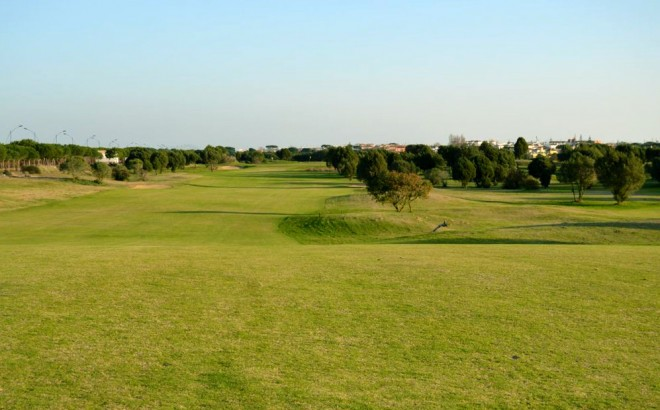 Dunas de Donana Golf Club - Malaga - Spain - Clubs to hire