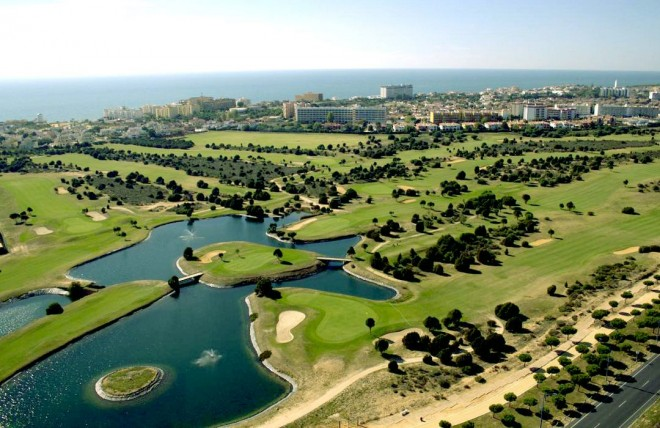 Dunas de Donana Golf Club - Málaga - Spanien - Golfschlägerverleih