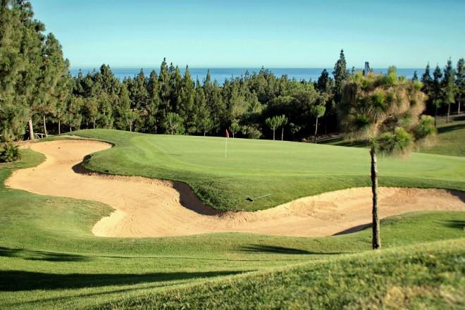 El Chaparral Golf Club - Málaga - España - Alquiler de palos de golf