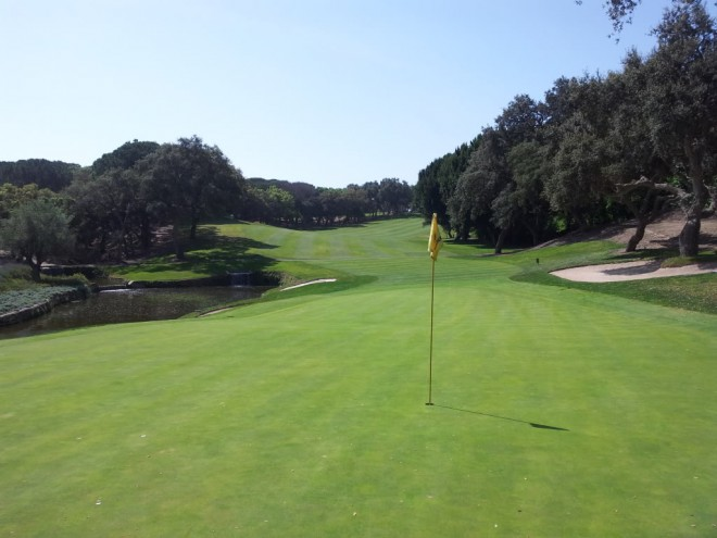Almenara Golf Club - Malaga - Spain