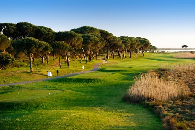 El Rompido Golf Club - Málaga - Spanien