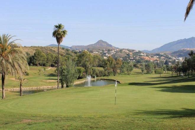 El Paraiso Golf Club - Malaga - Spagna - Mazze da golf da noleggiare