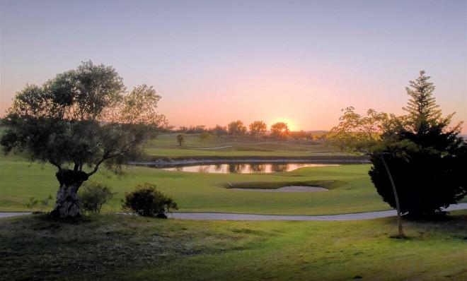 Sherry Golf Jerez - Málaga - Spanien