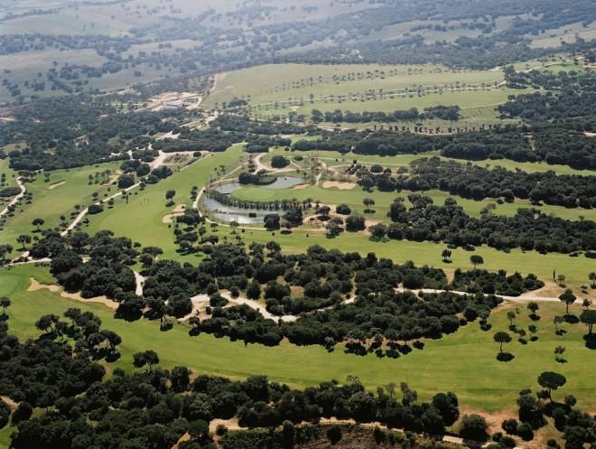 Montenmedio Golf & Country Club - Malaga - Spain