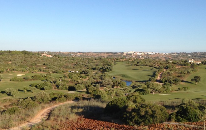 Espiche Golf Course - Faro - Portugal - Clubs to hire