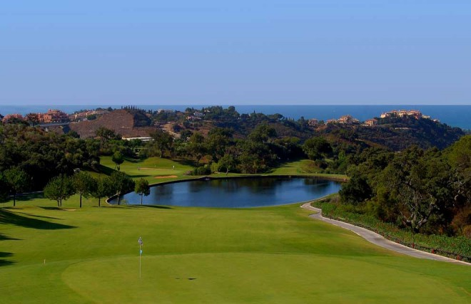 Santa Maria Golf & Country Club - Malaga - Spagna