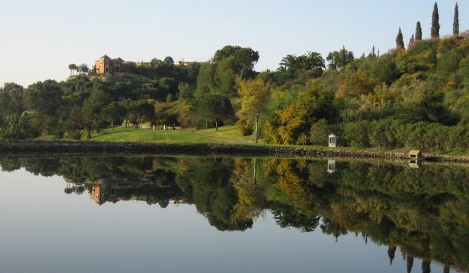 Los Arqueros Golf & Country Club - Málaga - Spanien