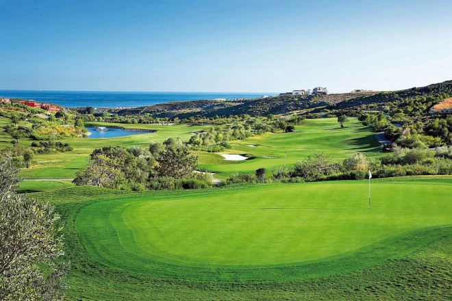 Finca Cortesin Golf Club - Málaga - España - Alquiler de palos de golf